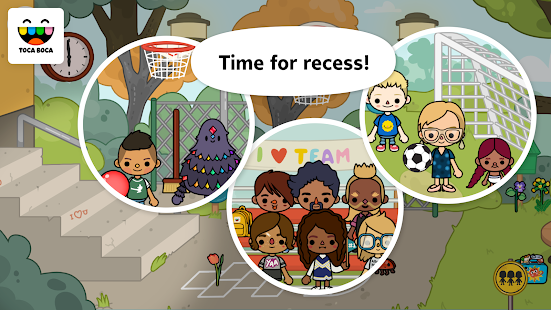 Toca Life: School- screenshot thumbnail