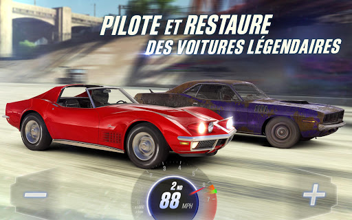 CSR Racing 2 APK MOD screenshots 1