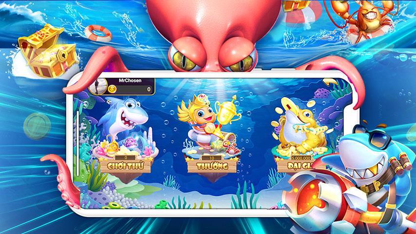 Ca 3D - Game Ban Ca Online 2019