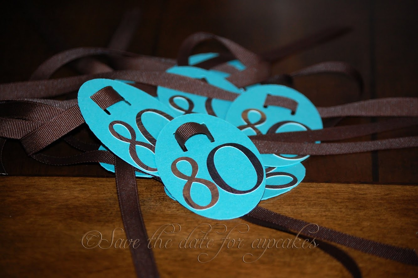 Cookies and Cricut tags
