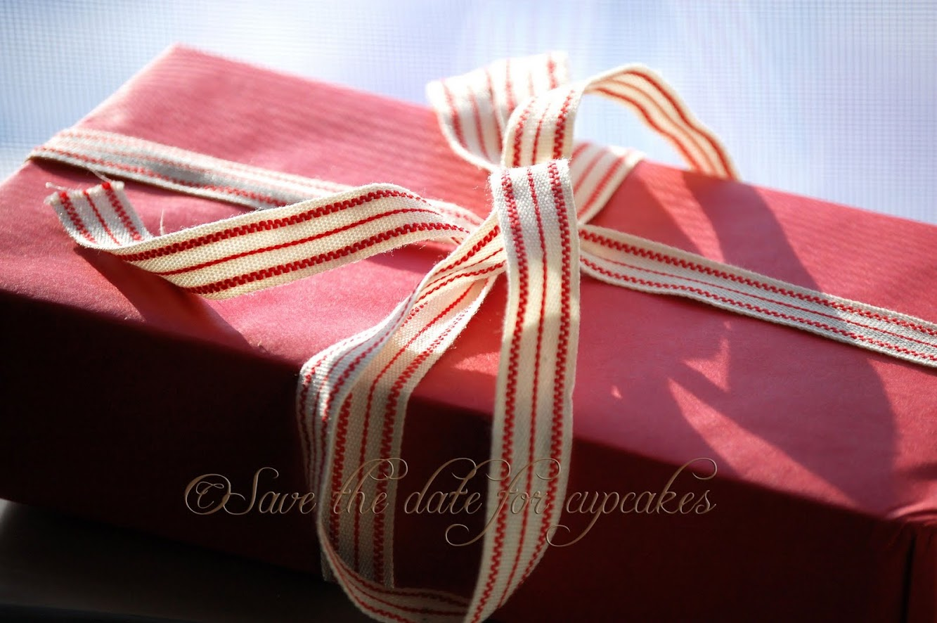 Pre~Wrapped Paper Gifts