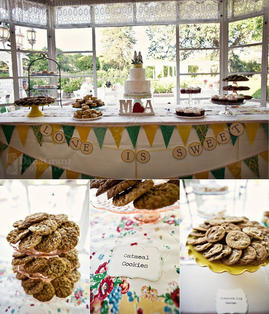 Vintage Cookie Bar
