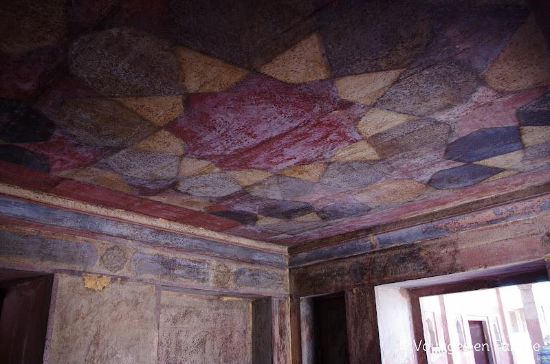 Maryam's Mansion Fatehpur sikri