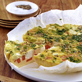 Vegetable Tortilla