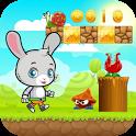 Super Bunny World Adventure icon