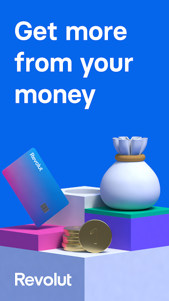 Revolut - Get more from your money Android App Screenshot