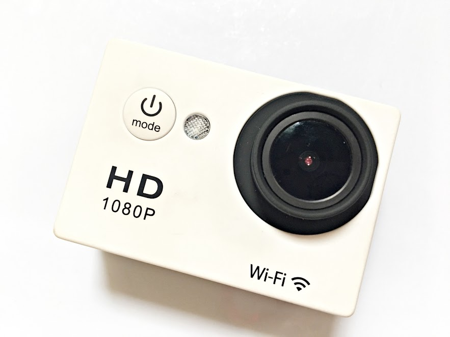W8 Ultra HD Wi-Fi Sports Action Camera Review