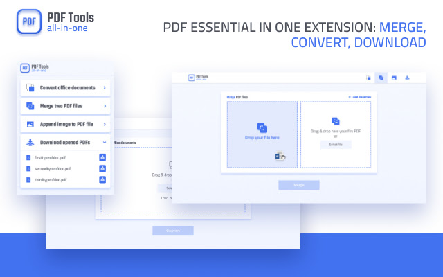 PDF tools all-in-one