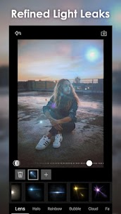 Lens light – photo flare effects 1