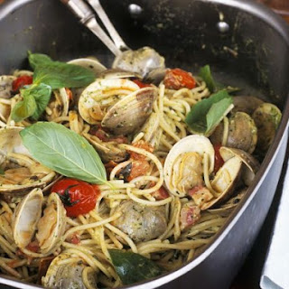Clam and Herb Linguine