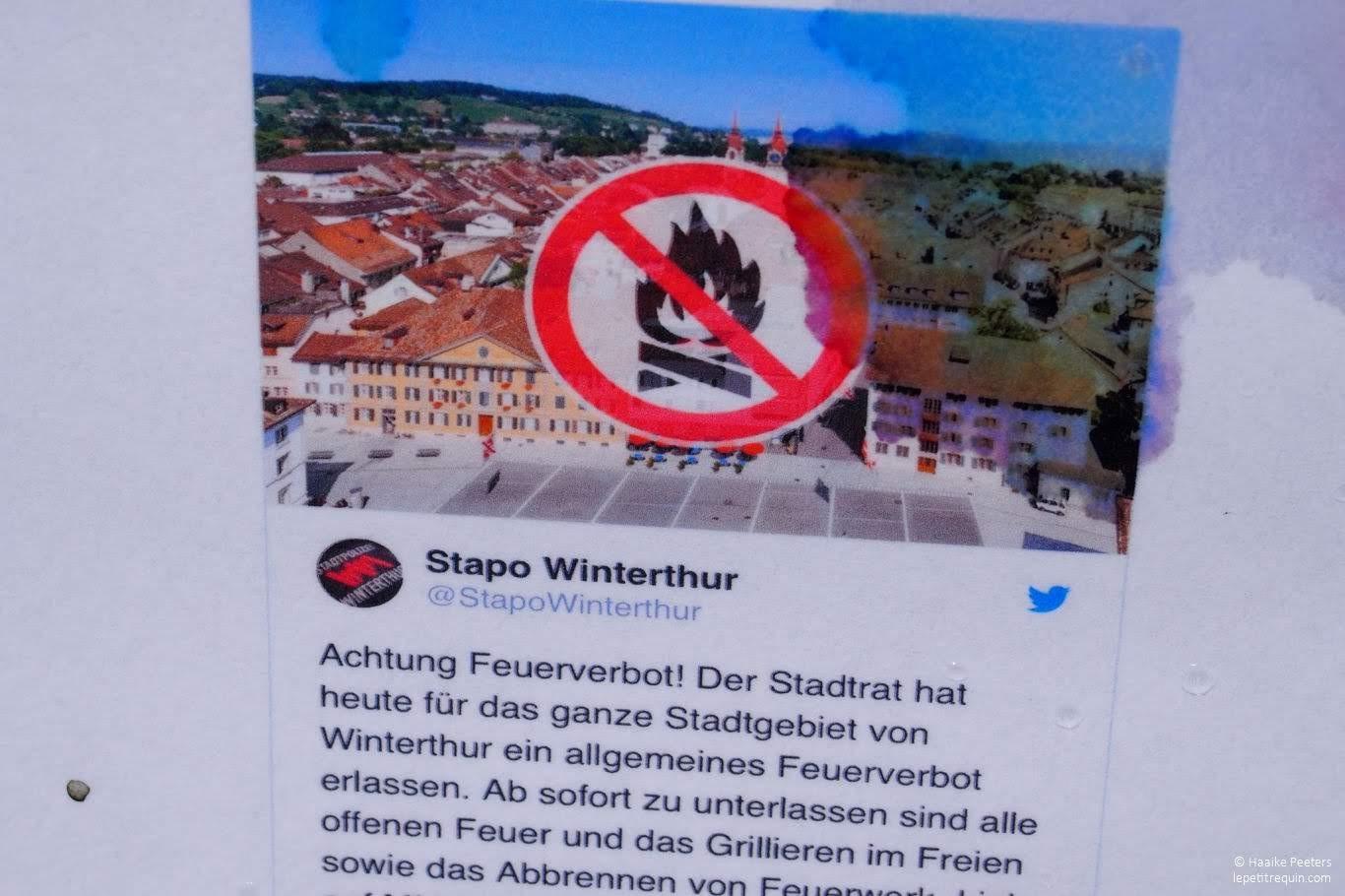 Stapo Winterthur (Le petit requin)