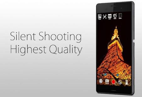 Silent Camera [High Quality]- screenshot thumbnail