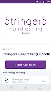Stringers Hairdressing Lincoln - náhled