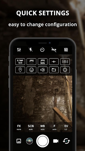 ProCam X - Lite ( HD Camera Pro ) 1.8 screenshots 8