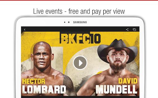 FITE - Boxing, Wrestling, MMA & More 4.2 screenshots 12
