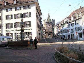 Photo: 42200837_Szwajcaria_Bazylea_Spalentor_Stara_Brama