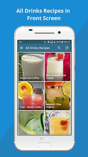 Drinks Recipes - Cocktails Bar