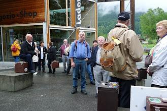 Photo: Der erste Eindruck beim Eingang