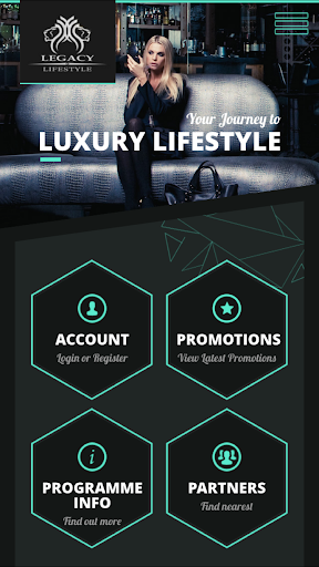 Legacy Lifestyle Rewards