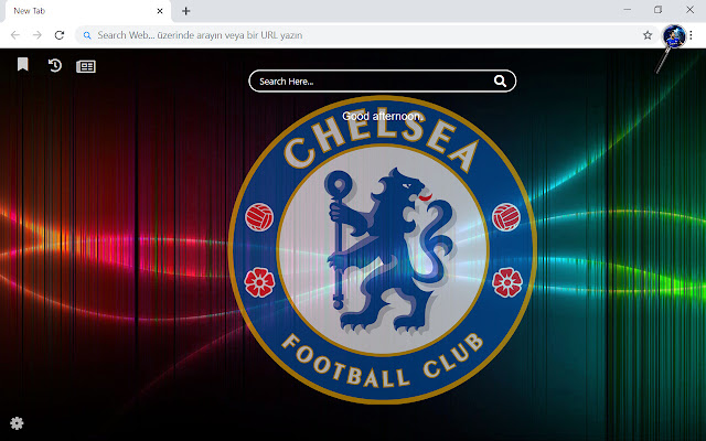 Chelsea F.C HD Wallpapers New Tab