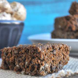 The Best Healthy Gingerbread Cake