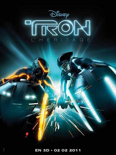 Tron Legacy (2010) DVDrip XViD