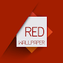 Red Wallpaper APK icon