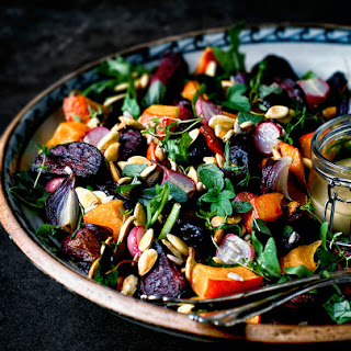 Pumpkin Salad.