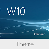 Lollipop W10 Theme