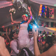 Wedding photographer Florencia Navarro (FlorenciaNavar). Photo of 06.03.2018