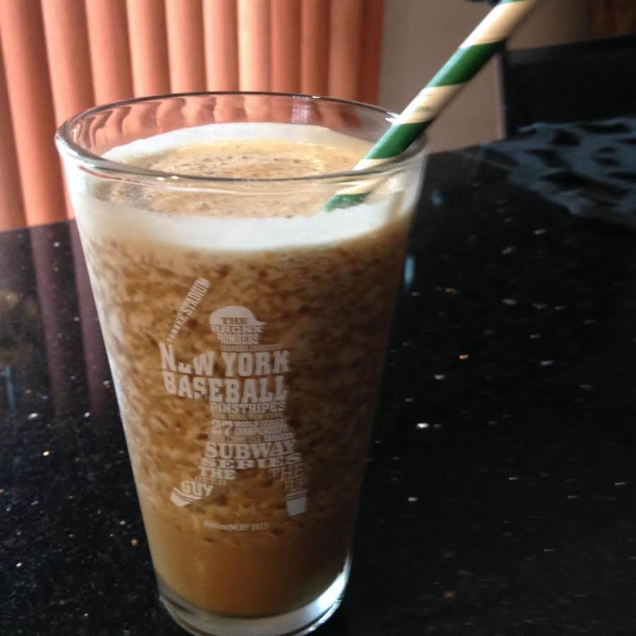 Frozen Coffee Kahlua Slush Recipe