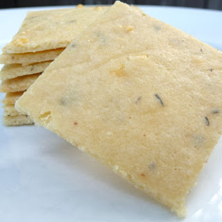 Simply Herb Grain-Free Crackers