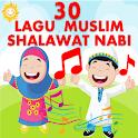 Lagu Anak Muslim & Sholawat Nabi icon