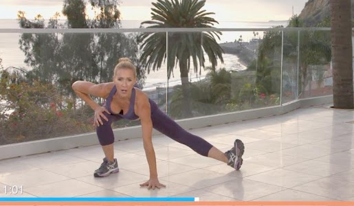 Intense Tabata Legs  Workout screenshot 3