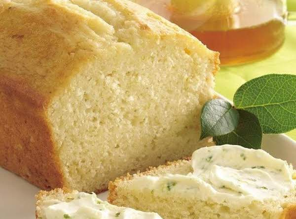 Buttermilk-lime Tea Bread Recipe