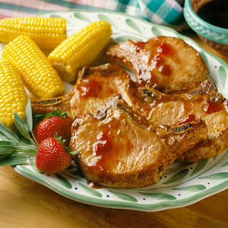 Very Berry Pork Chops.