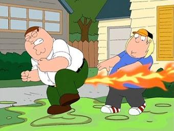 Family Guy Fan-Post
