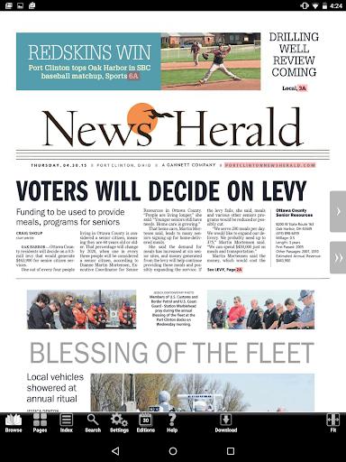 免費下載新聞APP|Port Clinton News Herald Print app開箱文|APP開箱王