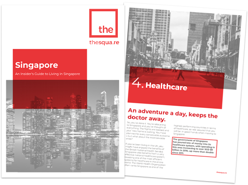 Singapore Relocation Guide - Healthcare
