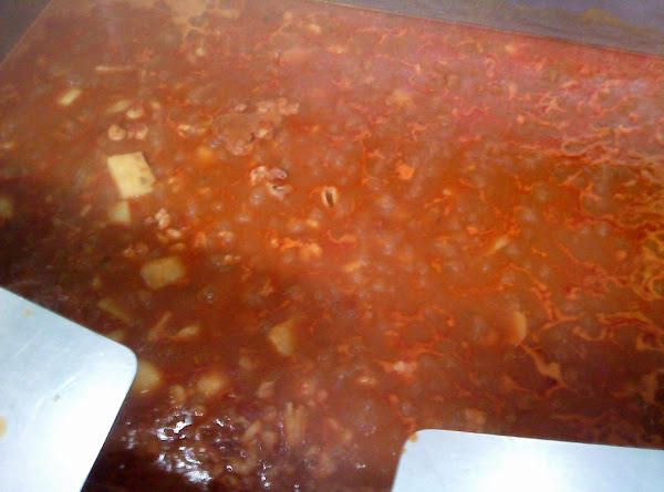 Shrimp Soup Cajun Style Recipe By : Tammy Comardel