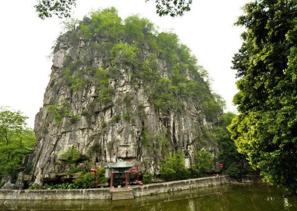 Solitary Beauty Peak (Duxiu Feng)