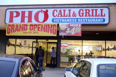 Pho Cali & Grill
