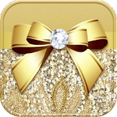 Luxury Gold Bow Theme