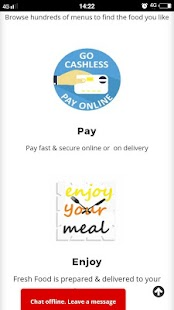 Hungry Kyu - Order Online - náhled