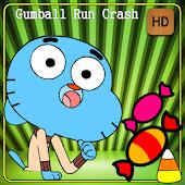 Gumball Run Crash