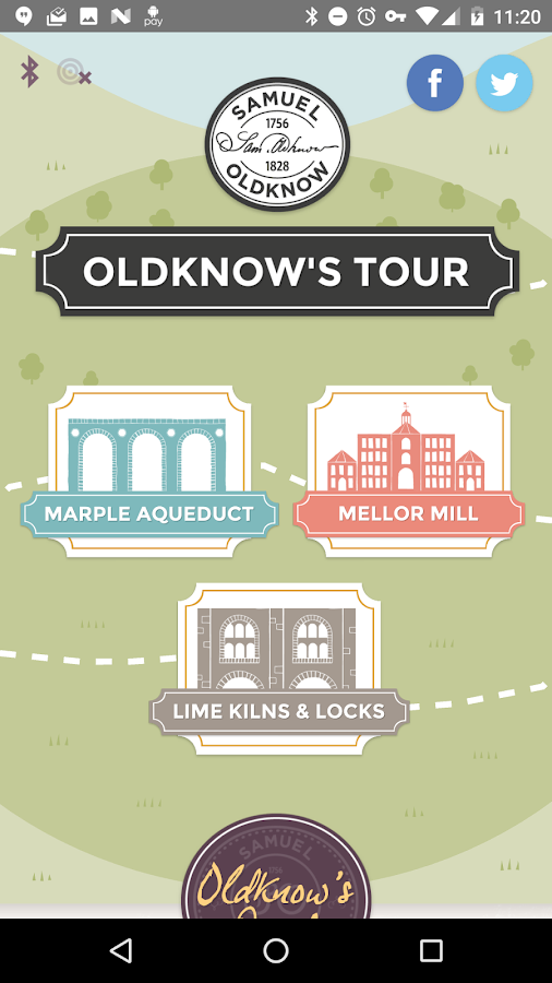 Oldknow's Audio Tour & Quest- screenshot