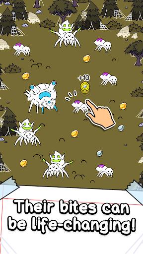 Spider Evolution - Merge & Create Mutant Bugs 1.0.1 screenshots 2