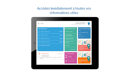 ameli, l'Assurance Maladie 9.0.0 screenshot 2088639