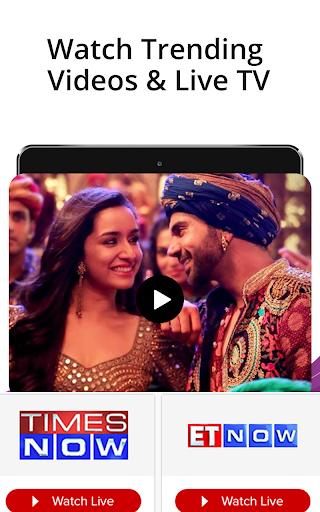 India News,Latest News App,Top Live News Headlines 4.4.0.2 screenshots 11