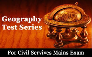 Geography Test Series For UPSC Mains 2019